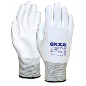 Oxxa X-Touch-PU-B 51-115, wit Maat 8 Oxxa X-Touch-PU-B 51-115, wit