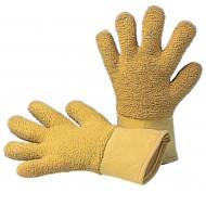 Kevlar lussenstof handschoen (Heatbeater-12), lengte 300 mm