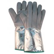 5-vinger centipede handschoen (Heatbeater-17), lengte 400 mm