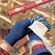 Ansell Therm-A-Knit 78-101, volledig gebreide, lichte handschoen, blauw Maat 7