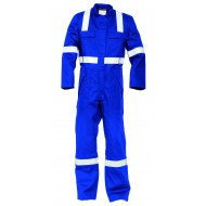 HaVeP 5safety overall FR-AST 2033, korenblauw Maat 46