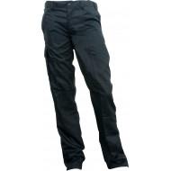 Nomex III pantalon met dijbeenzak, blauw Maat L blauw