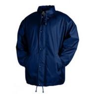 College jacket 66-224 marineblauw   marineblauw