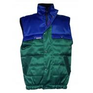 HaVeP 2000 bodywarmer 5069, groen/blauw Maat L