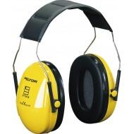 3M Peltor gehoorkap Optime I met hoofbeugel, SNR 27 dB(A) (H510A-401-GU)