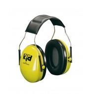 3M Peltor gehoorkap Kid Hi-Viz met hoofdbeugel (H510AK-442-GB)