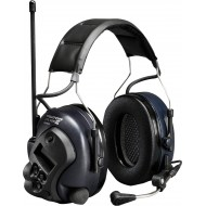 3M Peltor gehoorkap Lite-Com III PMR446 met hoofdbeugel, SNR 31 dB(A) (MT53H7A440B)