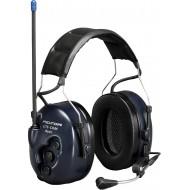 3M Peltor gehoorkap Lite-Com Basic PMR 446 MHz met hoofdbeugel, SNR 31 dB(A) (MT53H7A4400)