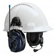 3M Peltor gehoorkap Lite-Com Basic PMR 446 MHz met helmbevestiging, SNR 30 dB(A) (MT53H7P3E4400)