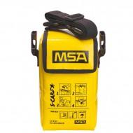 MSA S-Cap vluchtmasker in tas (10081637)