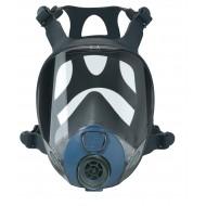 Moldex 9005 volgelaatsmasker met DIN aansluiting, maat M Maat M