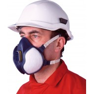 3M 4279 organische damp/anorganisch + zuurgas/ammoniak/stofmasker FFABEK1P3D