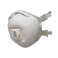 3M 9925 lasrook stofmasker FFP2 NR D, met uitademventiel