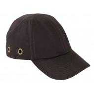 M-Safe verharde Baseball Cap 3021 zwart   zwart