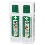 Cederroth oogspoelfles 2-pack, 2x 500 ml (725200)