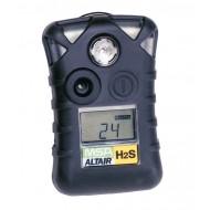 MSA ALTAIR gasdetector, H2S, 0-100ppm, 1e alarm 10 ppm, 2e alarm 15 ppm (10092521)