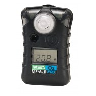 MSA ALTAIR PRO gasdetector, O2, 1e alarm 19,5 vol%, 2e alarm 23 vol% (10074137)